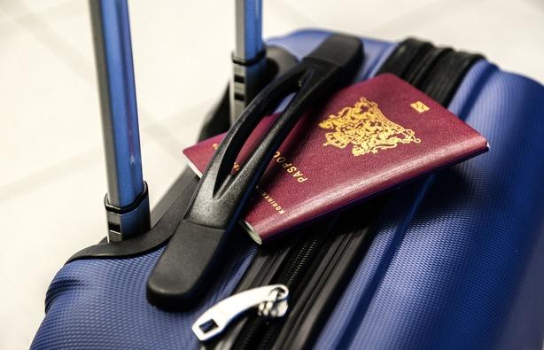 Paspoort mee naar Canada