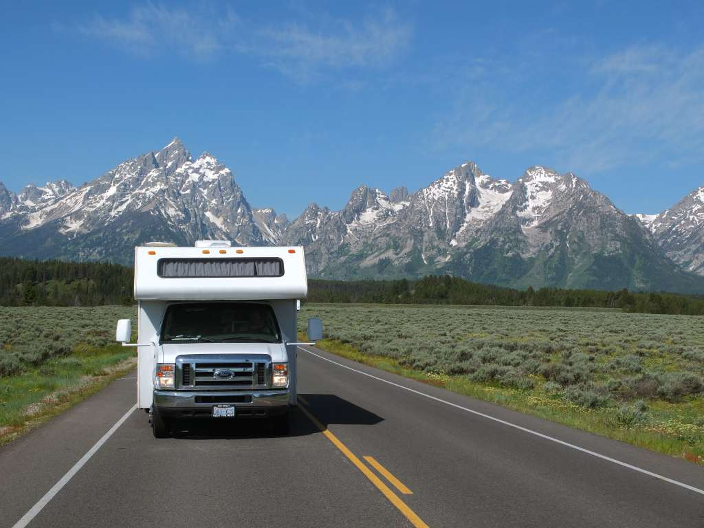 Mighty Campers Tetons