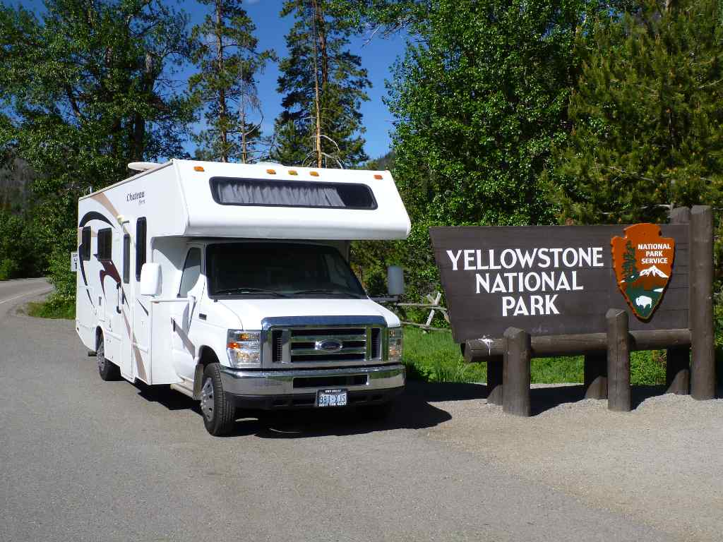 Mighty Campers Yellowstone