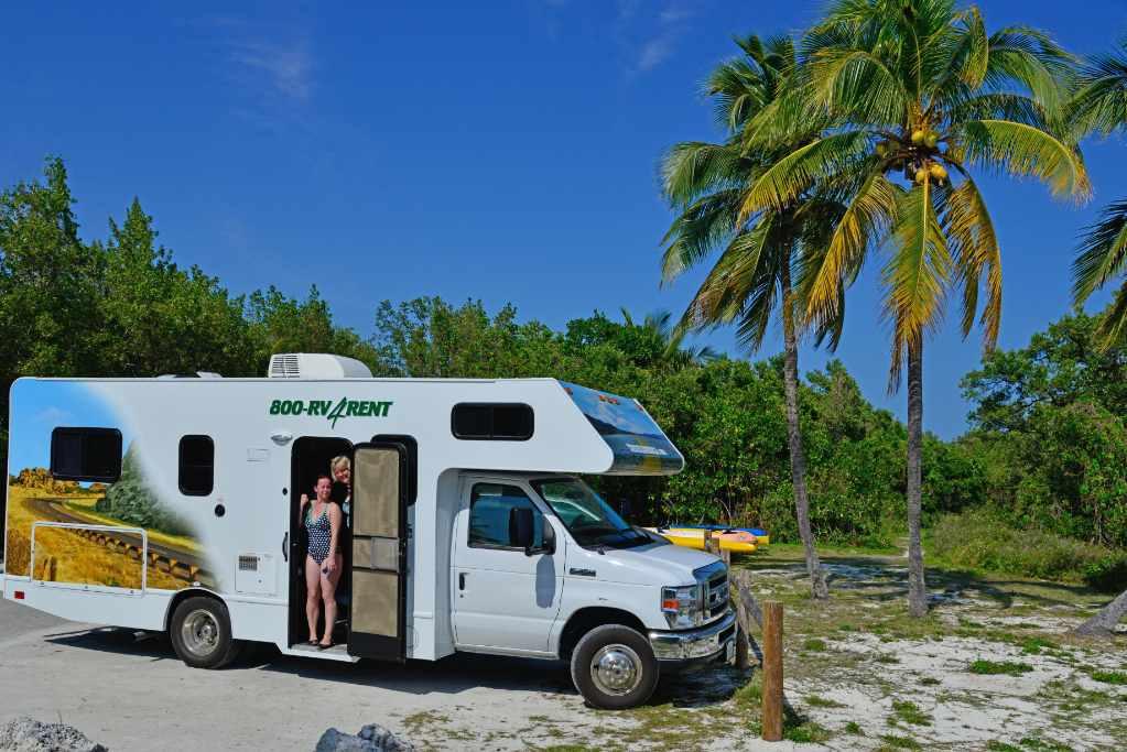 Cruise America C25 Florida