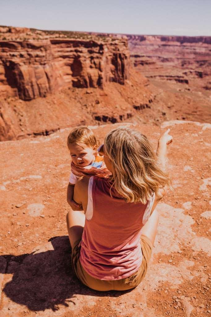 Grand Canyon jong kind