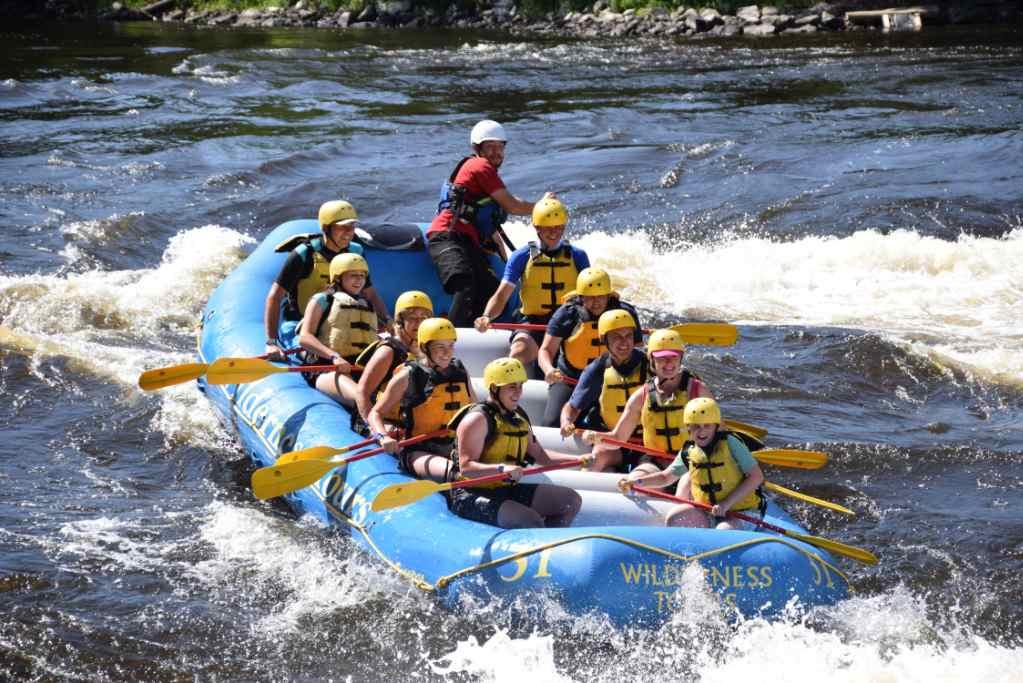 Rafting in Amerika