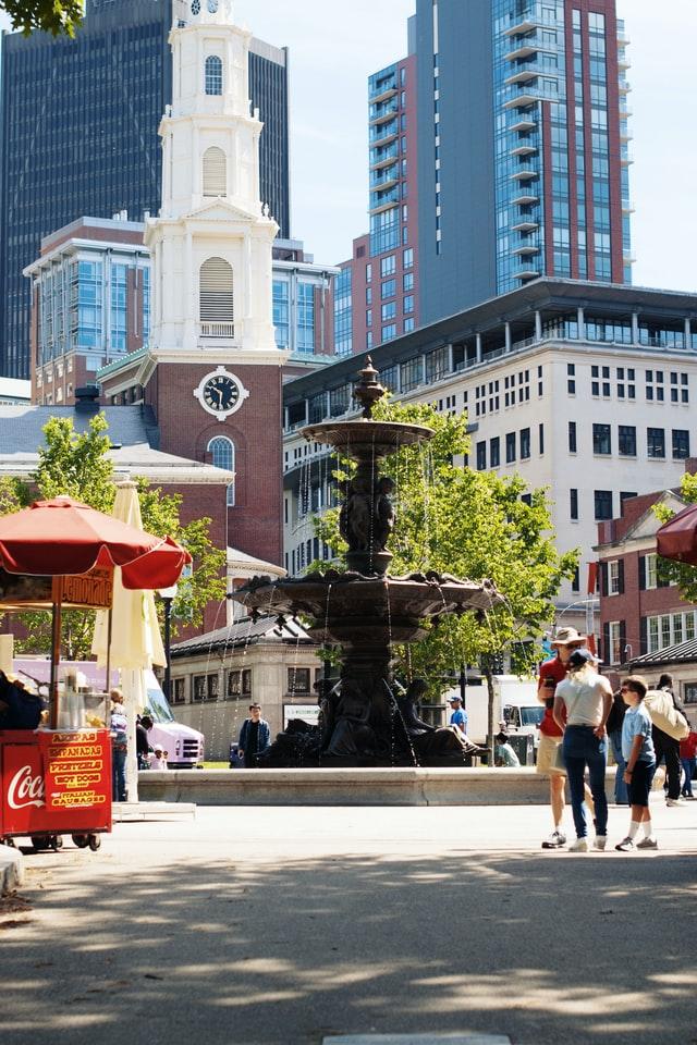 Boston Massachusetts Aubrey Rose Odom