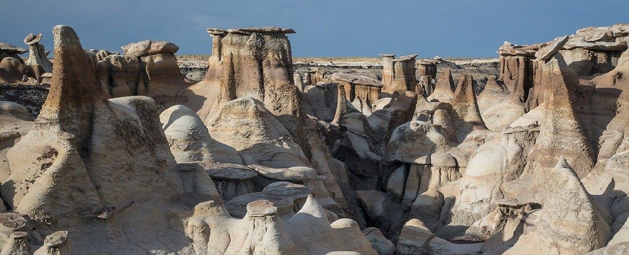 Badlands New Mexico