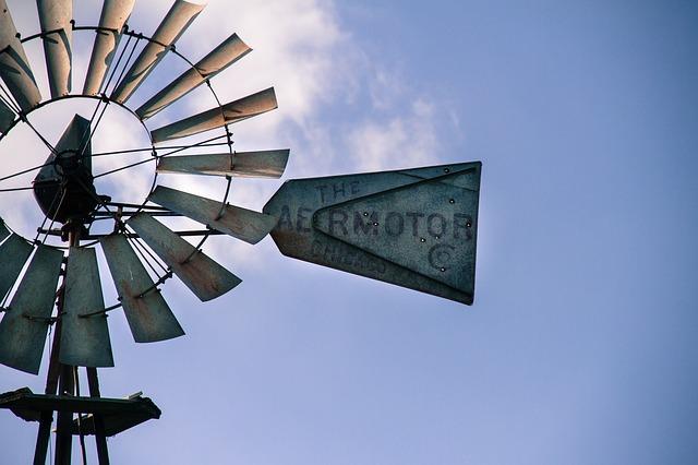 Kansas windmolen